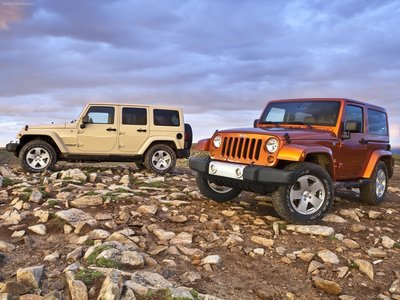 Jeep Wrangler 2011 poster #683093