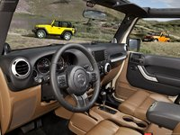 Jeep Wrangler 2011 #683098 poster