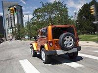 Jeep Wrangler 2011 #683100 poster