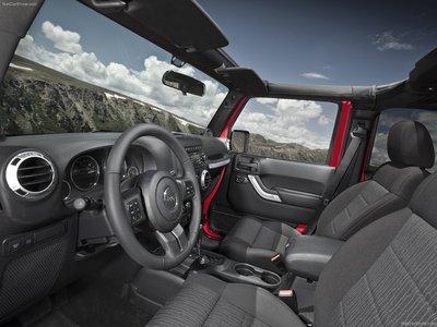 Jeep Wrangler 2011 poster #683104