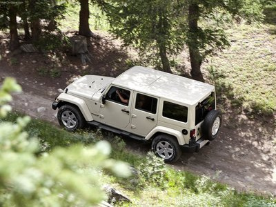 Jeep Wrangler 2011 poster #683105