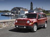 Jeep Patriot 2011 poster
