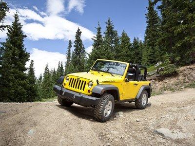 Jeep Wrangler 2011 poster #683111