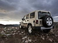 Jeep Wrangler 2011 #683112 poster