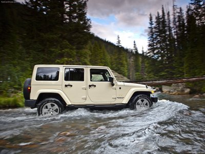Jeep Wrangler 2011 poster #683117