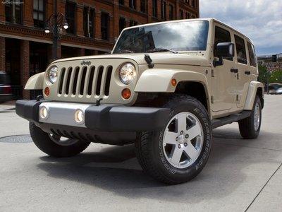 Jeep Wrangler 2011 poster #683124