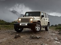 Jeep Wrangler 2011 #683126 poster