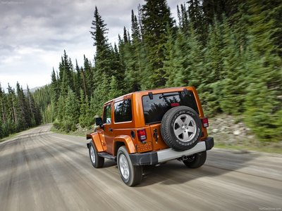 Jeep Wrangler 2011 poster #683131