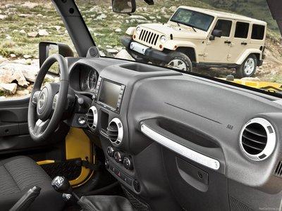 Jeep Wrangler 2011 poster #683133