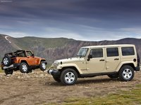 Jeep Wrangler 2011 #683136 poster