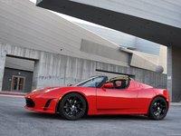 Tesla Roadster 2.5 2011 poster