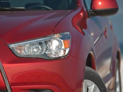 Mitsubishi Outlander Sport 2011 poster #685854