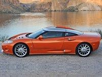 Spyker C8 Aileron 2008 poster