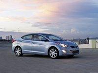 Hyundai Elantra 2011 poster