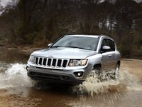 Jeep Compass 2011 poster