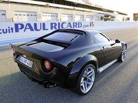 Lancia Stratos Concept 2010 poster