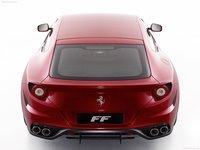 Ferrari FF 2012 poster