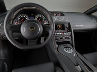 Lamborghini Gallardo LP560-4 Bicolore 2011 poster