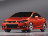 Honda Civic Si Concept 2011 poster