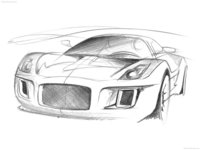 Gumpert Tornante by Touring 2011 poster
