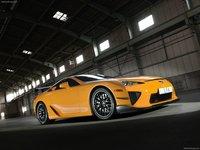 Lexus LFA Nurburgring Package 2012 poster
