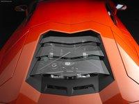 Lamborghini Aventador LP700-4 2012 poster