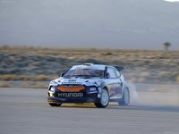 Hyundai Veloster Rally Car 2011 poster