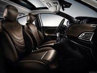 Lancia Ypsilon 2012 poster