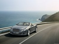 Bentley Continental GTC 2012 poster