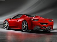 Ferrari 458 Spider 2013 #711577 poster