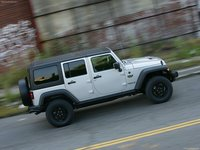 Jeep Wrangler Call of Duty MW3 2012 poster
