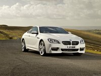 BMW 640d Coupe 2012 poster