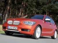 BMW 1 Series Urban Line 2012 poster