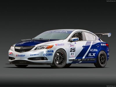 Acura ILX Endurance Racer 2013 poster #865